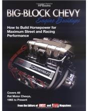 Big Block Chevy Engine Buildups