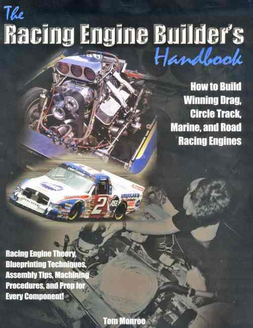 Racing Engine Builders Handbook - Front Cover