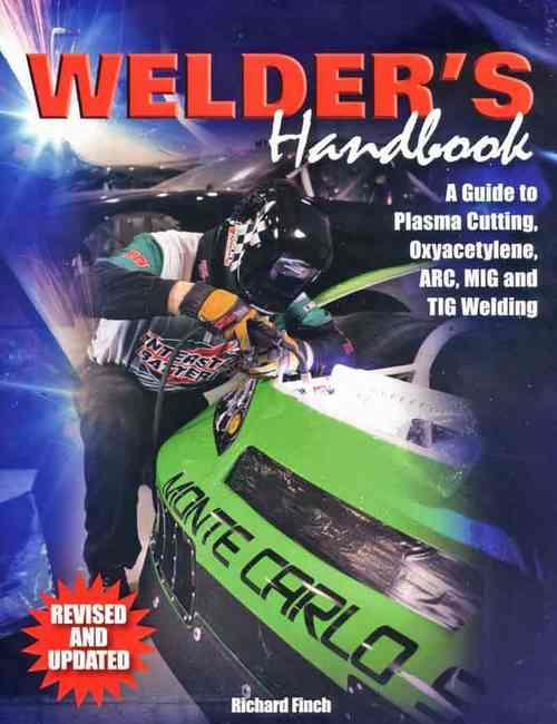 Welders Handbook (Revised Edition) - Front Cover