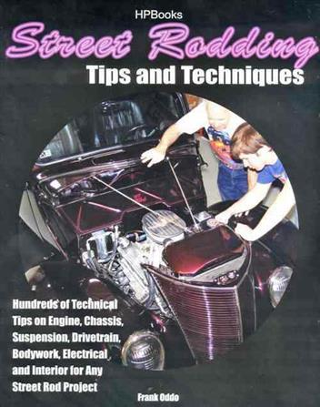 Street Rodding Tips and Techniques - Front Cover