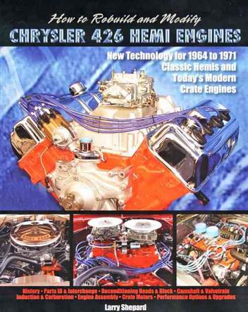 How to Rebuild and Modify Chrysler 426 Hemi Engines - Front Cover
