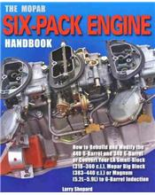 The Mopar Six Pack Engine Handbook
