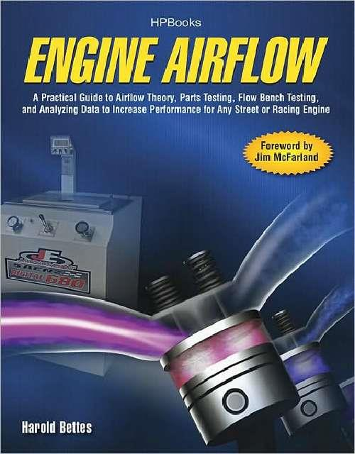 Engine Airflow Handbook - Front Cover