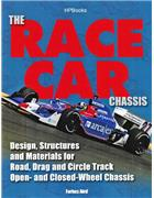The Race Car Chassis : Design, Structures And Materials - Front Cover