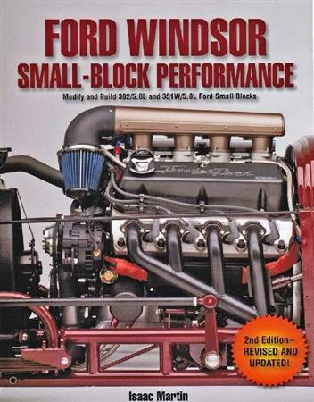 Ford Windsor Small Block Performance Modify & Build 302/5 0