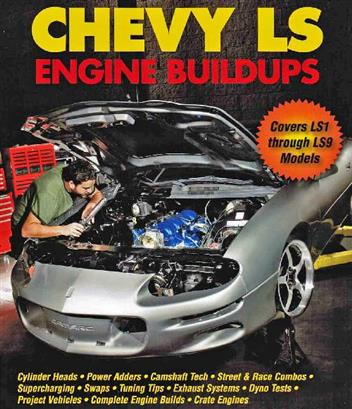 Chevy LS Engine Buildups : LS1 through LS9 Models - Front Cover