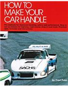 How To Make Your Car Handle - Front Cover