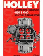 Holley Carburetor Handbook 4150 & 4160: Selection, Tuning and Repair
