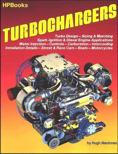 Turbochargers - Front Cover