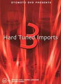 Hard Tuned Imports 3 PAL DVD - Front Cover