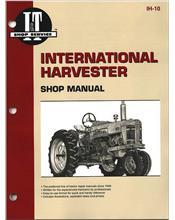 International Harvester 1955 - 1958 Farm Tractor Owners Service & Repair Manual