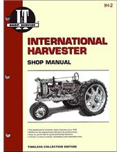 International Harvester Farm 1932 - 1940 Tractor Owners Service & Repair Manual