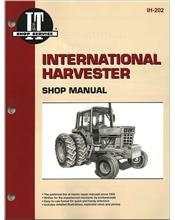 International Harvester 1965 - 1984 Farm Tractor Owners Service & Repair Manual
