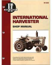 International Harvester Gas & Diesel Farm Tractor Owners Service & Repair Manual