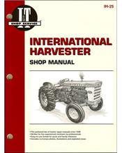 International Harvester (1958 - 1967) Farm Tractor Owners Service Repair Manual