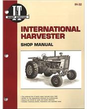 International Harvester 1963 - 1983 Farm Tractor Owners Service & Repair Manual