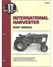 International Harvester 1947 - 1980 Farm Tractor Owners Service & Repair Manual