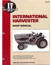 International Harvester 1982 - 1984 Farm Tractor Owners Service & Repair Manual