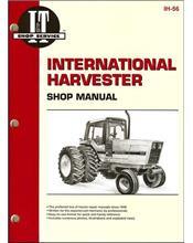 International Harvester 1981 - 1985 Farm Tractor Owners Service & Repair Manual