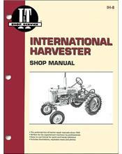 International Harvester Farm Tractor Owners Service & Repair Manual