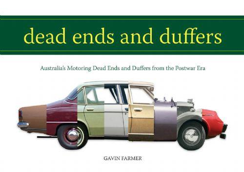 Dead Ends And Duffers - Front Cover