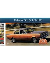 Ford Falcon GT & GT-HO : The Total Performance Years