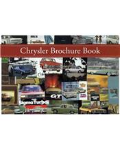 Chrysler Brochure Book