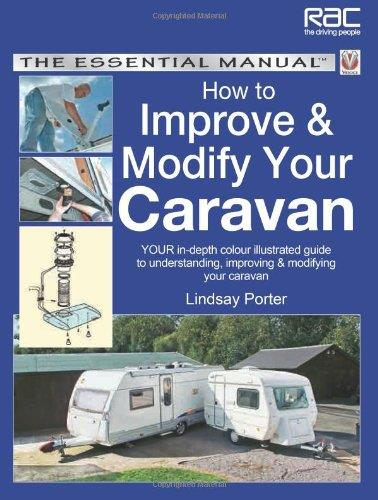 How to Improve & Modify Your Caravan - Front Cover