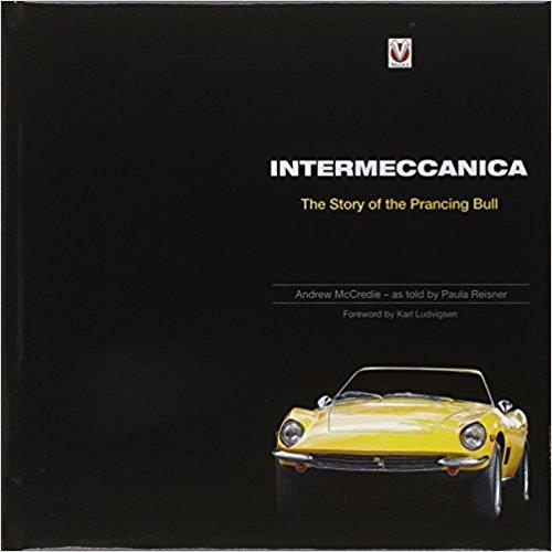 Intermeccanica : The Story of the Prancing Bull - Front Cover