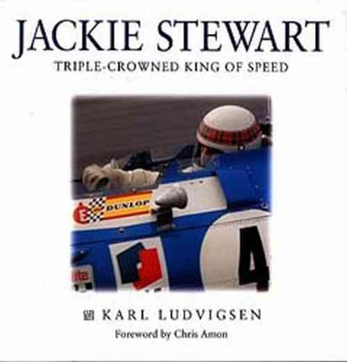 Jackie Stewart - Front Cover