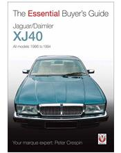 Jaguar / Daimler XJ40 1986 - 1994: The Essential Buyers Guide