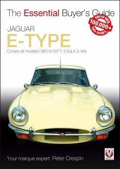 Jaguar E-Type 1961 - 1971 : The Essential Buyers Guide - Front Cover