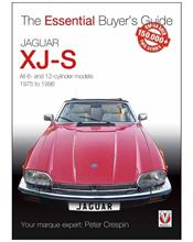 Jaguar XJ-S 1975 - 1996 : The Essential Buyers Guide