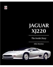 Jaguar XJ 220 : The Inside Story