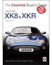 Jaguar XK8 & XKR 1996 - 2005: The Essential Buyers Guide