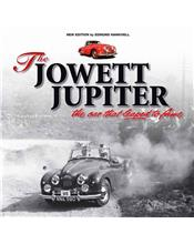 The Jowett Jupiter : The car that leaped to fame