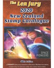Len Jury New Zealand Stamp Catalogue 2020 (50th Edition)