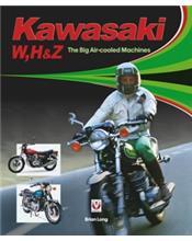 Kawasaki W, H1 & Z: The Big Air-cooled Machines