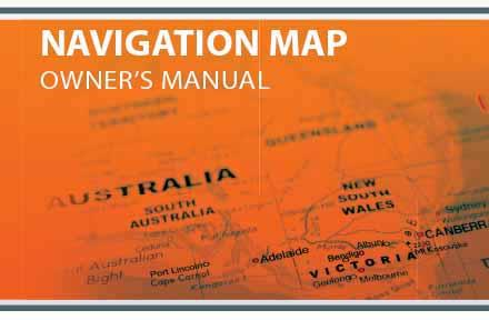 Kia Motrex Navigation Owners Manual