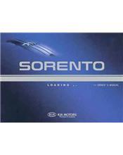 Kia Sorento BL 2003 Owners Manual
