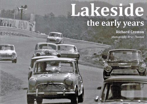 Lakeside : The Early Years - Front Cover