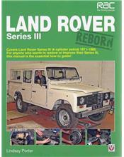 Land Rover Series III : Reborn