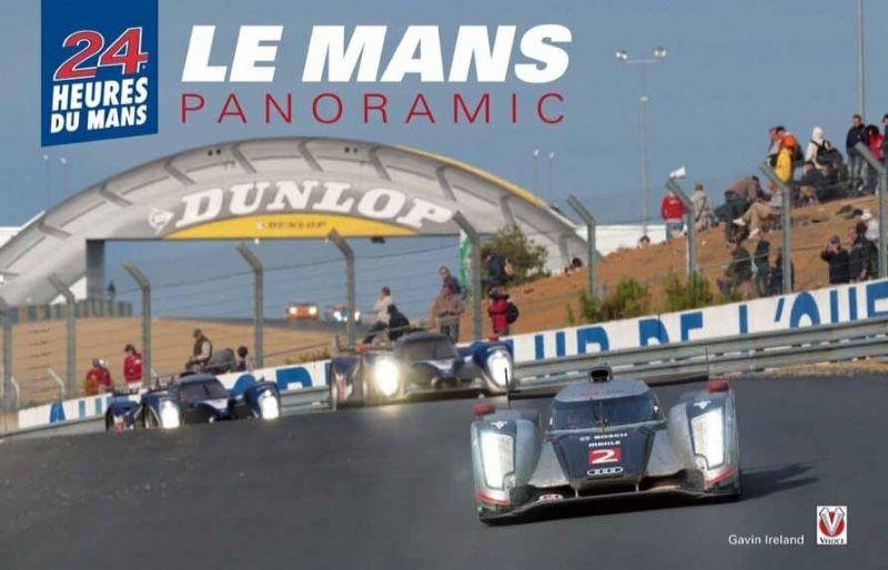 Le Mans Panoramic - Front Cover