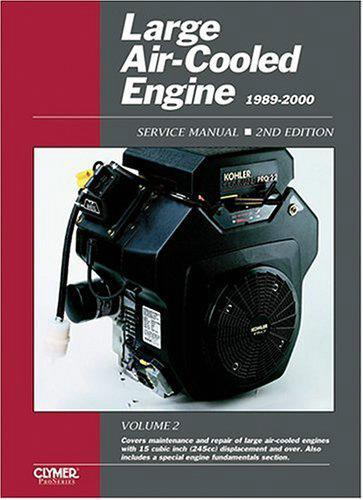 ProSeries Large Air-cooled Engine 1989 - 2000 Owners Service & Repair Manual