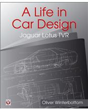 A Life in Car Design : Jaguar, Lotus, TVR