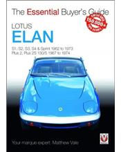 Lotus Elan 1962 - 1974 : The Essential Buyers Guide