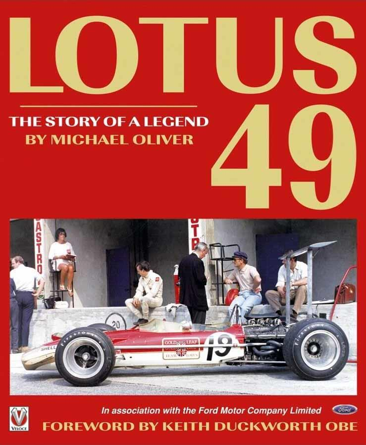 Lotus 49 : The Story of a Legend