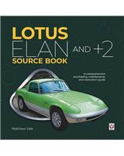 Lotus Elan and Plus 2 Source Book