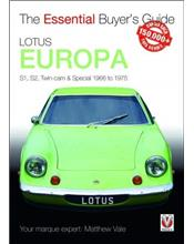 Lotus Europa 1966 - 1975 : The Essential Buyers Guide