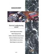Land Rover Discovery Electrical Troubleshooting Manual (1997) - Front Cover